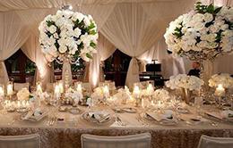 mariage incroyable lumière et luxe