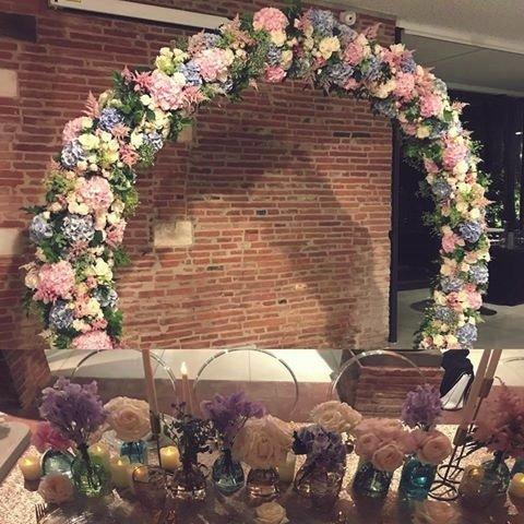 décoration de mariage et d'événements