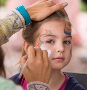 Maquillage d'enfants