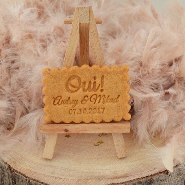 idées cadeaux invités biscuits shantybiscuit