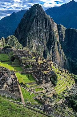 Voyage de noces Machu Pichu