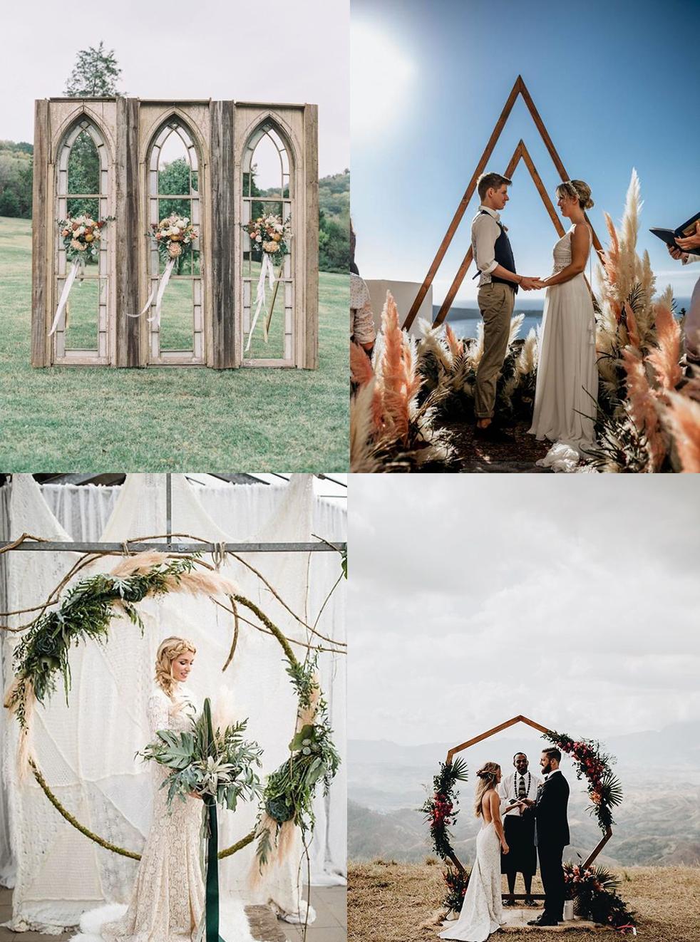 Arche laïque contemporaine mariage cérémonie laïque