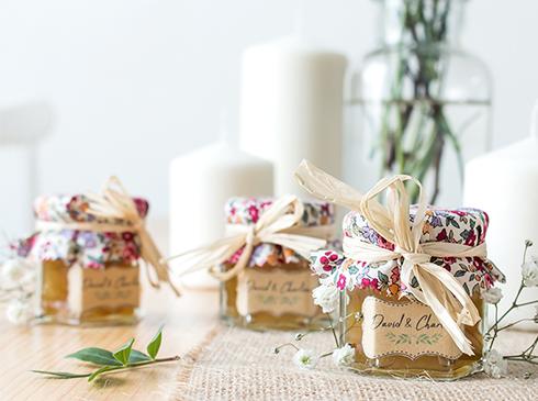 pot de confiture en verre recette maison cadeaux invités