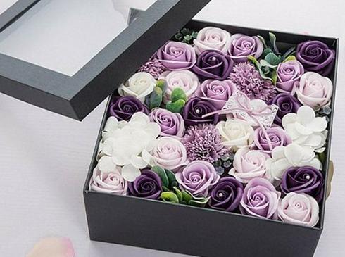 roses éternelles cadeaux invités
