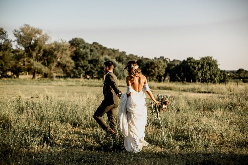 Inspiration mariage bohème