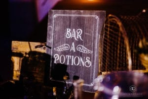 decoration mariage harry potter