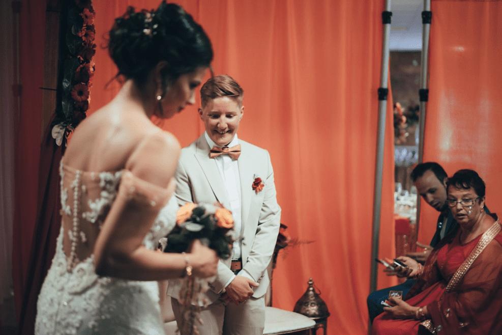 ceremonie engagement arras