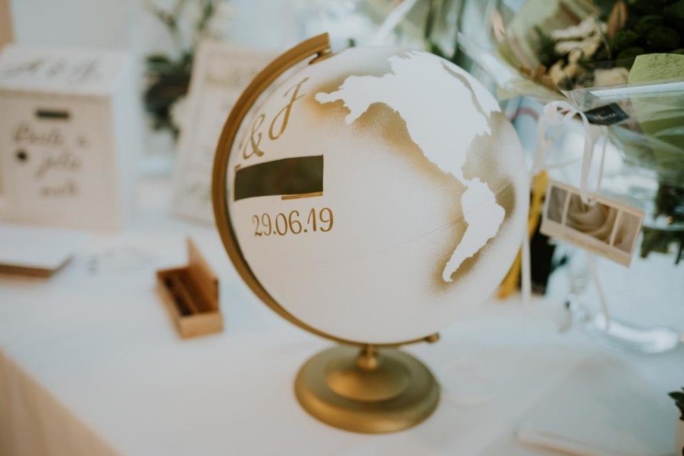 urne mariage voyage