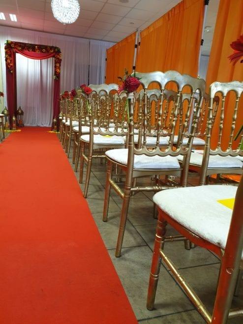 decoration bollywood ceremonie mariage
