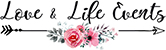 Love & Life Events Logo
