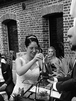 Décoration mariage Kelly & Gaëtan