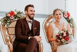 Cérémonie laïque Laura & Valentin
