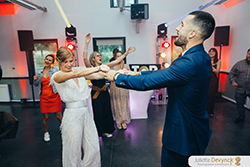 1ère danse des mariés, ouverture du bal