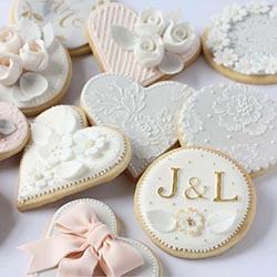 biscuit glaçage personnalisé