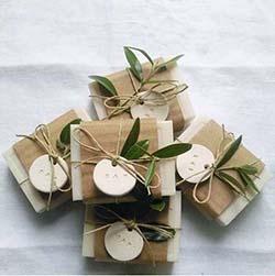 savon fait main emballage carton personnalisé
