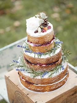 layer cake de mariage