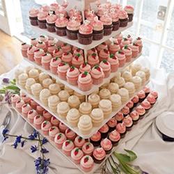 présentoir cupcake bar sucré