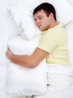 Dormir séparément la veille du mariage