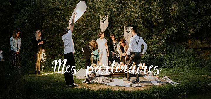 Mes partenaires - Love & Life Events