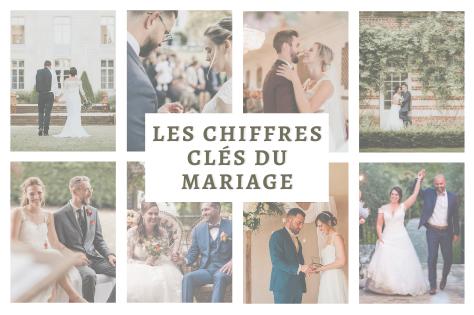Les chiffres clés du mariage